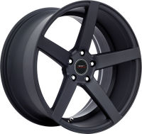 Claw - Satin Black - 18 x 8 Front, 18 x 9 Rear, 19 x 8.5 Front, 19 x 9.5 Rear, 20 x 9 Front, 20 x 10.5 Rear (ALL SIZES LOAD 815KG)